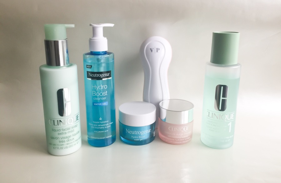 My Winter Skincare and Tanya Kay in2018